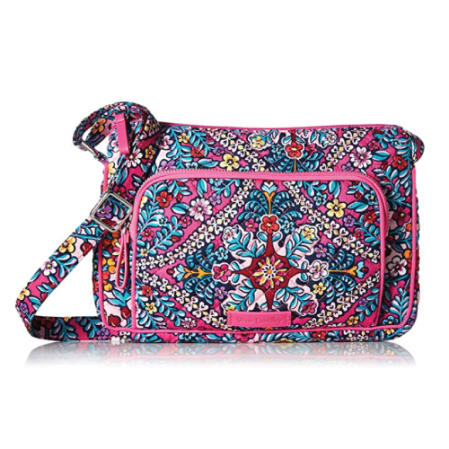 Vera Bradley Little Hipster Crossbody Purse