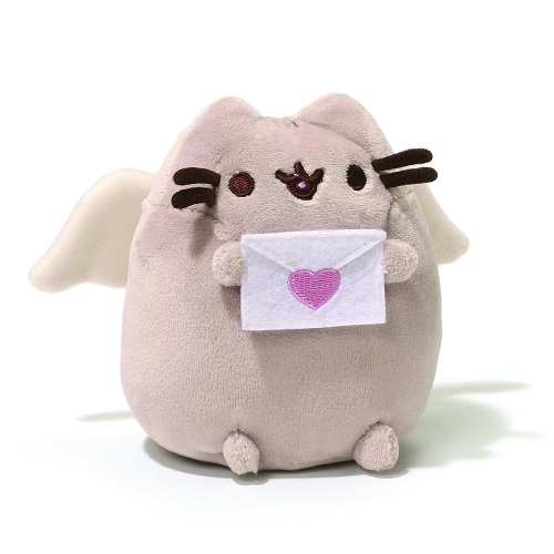 GUND Pusheen Cupid Plush