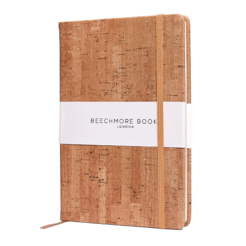 Beechmore Books Ruled Notebook