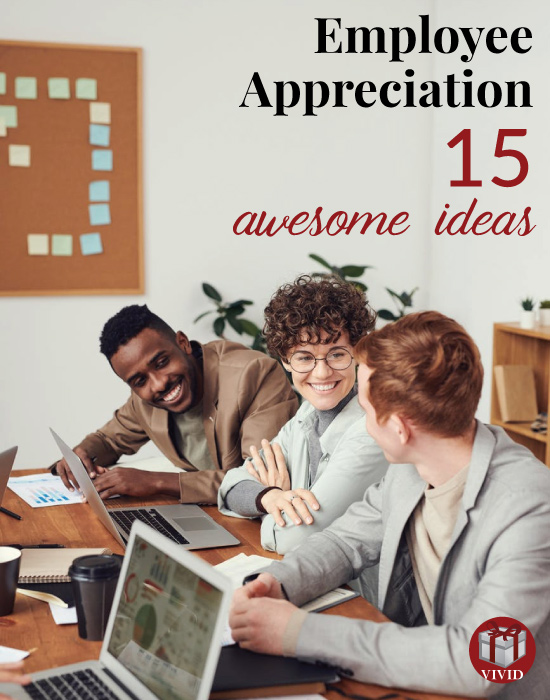 Employee Appreciation Ideas 2020