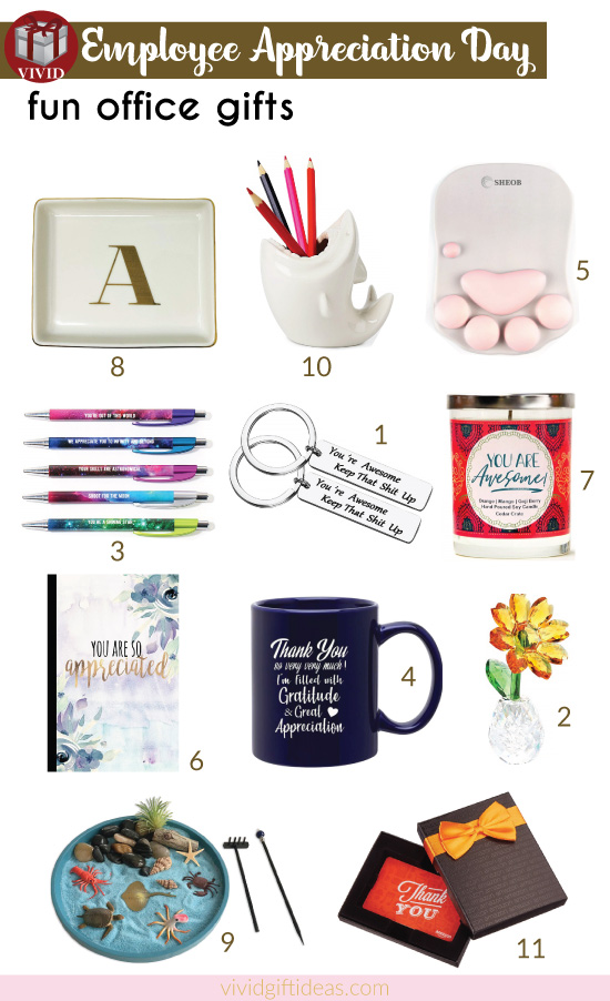 Employee Recognition Gifts | Employee Appreciation Day Ideas