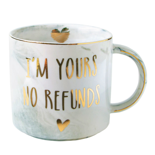 Funny No Return Mug