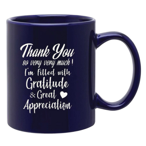 Thank You So Very Very Much Mug
