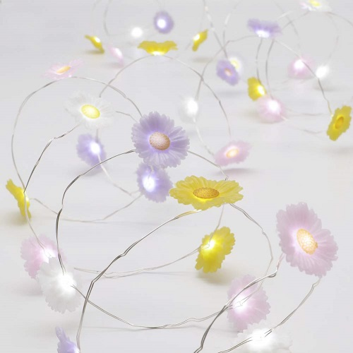 Daisy Garden String Lights