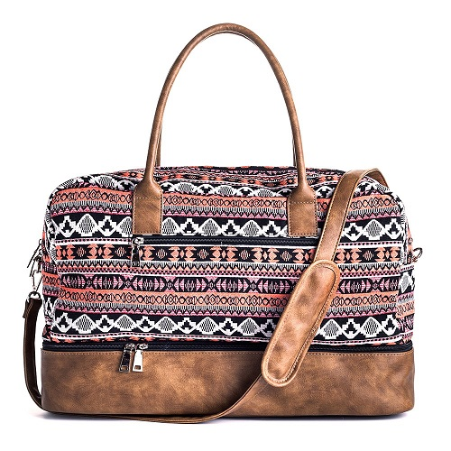MyMealivos Canvas Weekender Bag