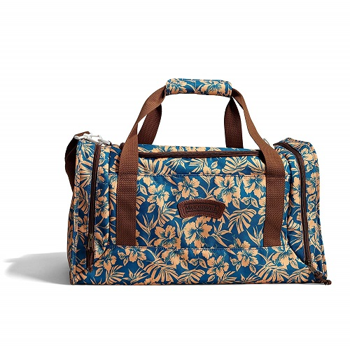 Margaritaville Blu Hibiscus Gym Bag