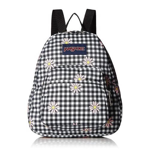 JANSPORT Gingham Daisy Half Pint Backpack