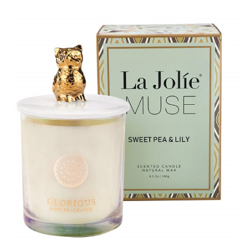 LA JOLIE MUSE Scented Aromatherapy Candle