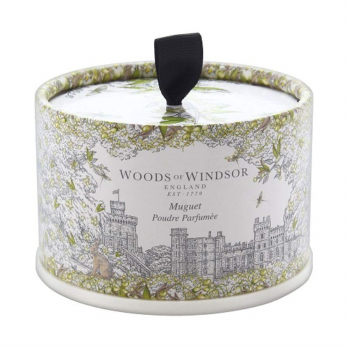 Woods Of Windsor Lily Of The Valley Body Dusting Powder