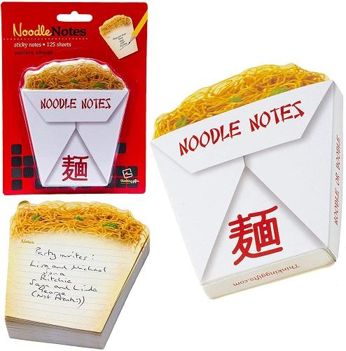 Yummy Noodle Sticky Notes