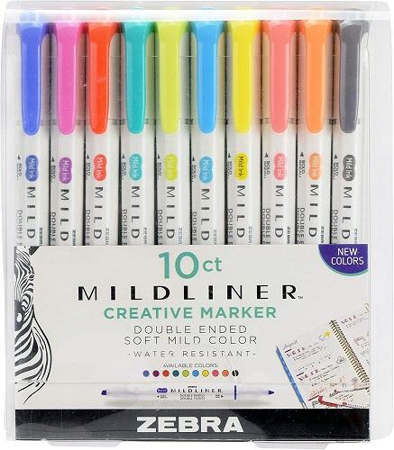 Zebra Pen Mildliner