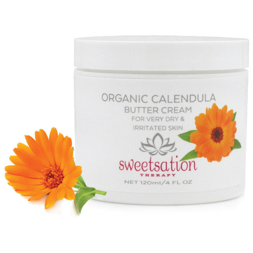 Sweetsation Therapy Organic Calendula Butter Cream
