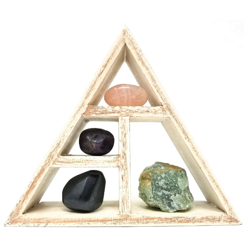 Libra Crystal Healing Set