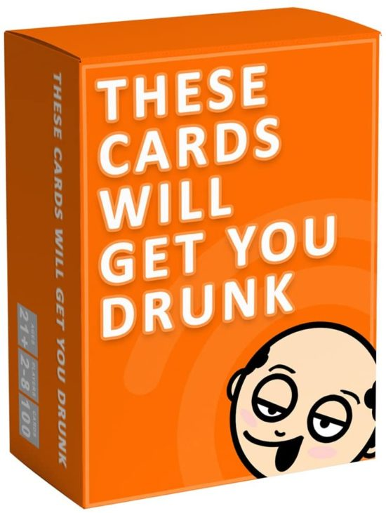 These Cards Will Get You Drunk Adult Drinking Game