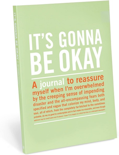 Knock Knock It's Gonna Be Okay Inner-Truth Journal