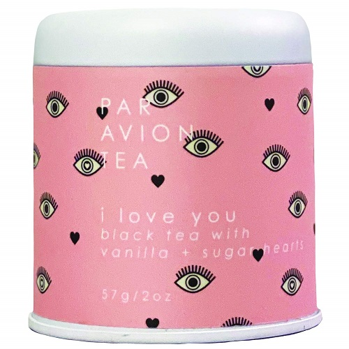 I Love You Tea by Par Avion Tea