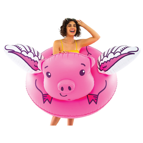 Pig Pool Float