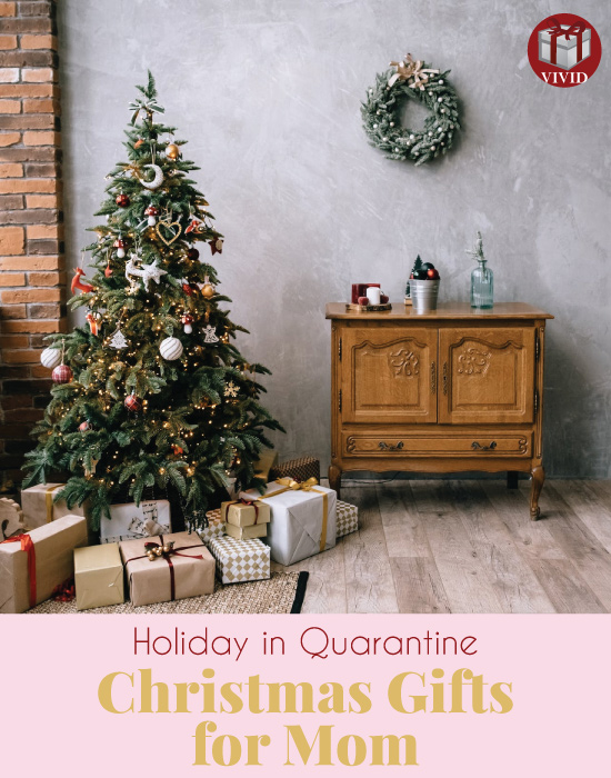 Christmas Gifts for Long Distance Mom | Holiday gifts during quarantine