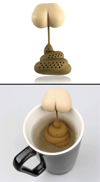 Funny Ass Tea Infuser