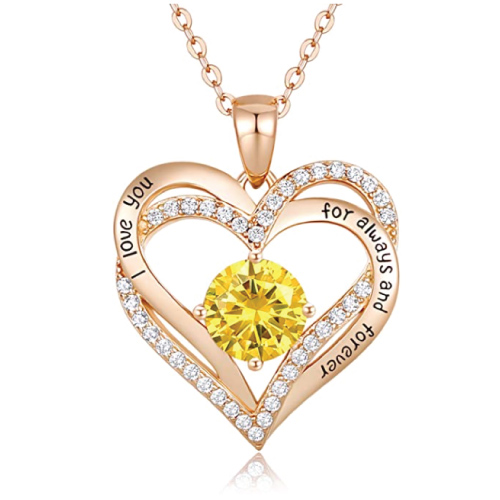 CDE Forever Love Heart Necklace
