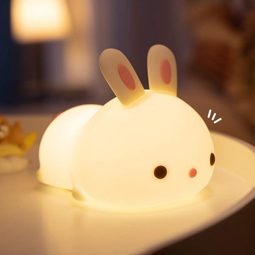 LED Bunny Night Light