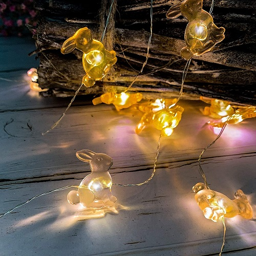TAMOYO Bunny String Lights