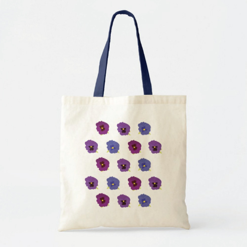 Tote Bag Shopping Birthday Gift Christmas Present Be Positive Happy Motivated