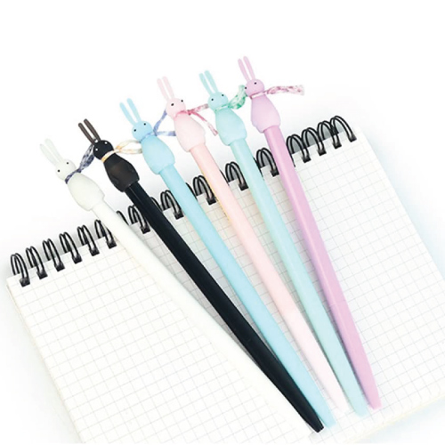 Lovely Rabbit Gel Pen