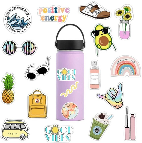 VSCO Stickers for Hydro Flask