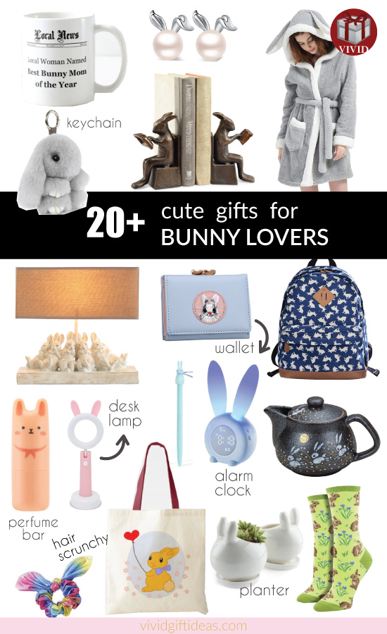 Best Gifts for Rabbit Lovers