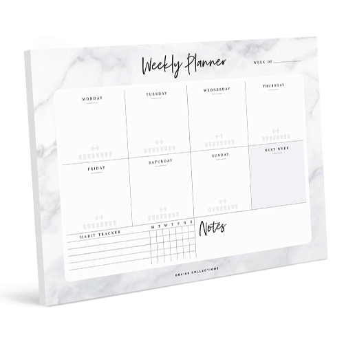 Bliss Collections Weekly Planner