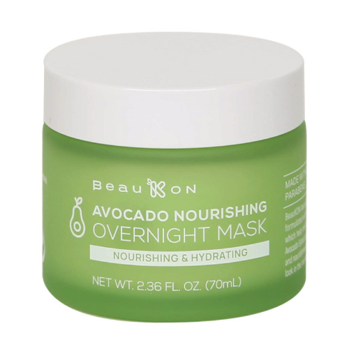 BeauKON Avocado Nourishing Overnight Mask