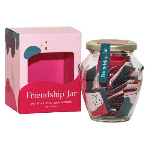 Love and Friendship Jar