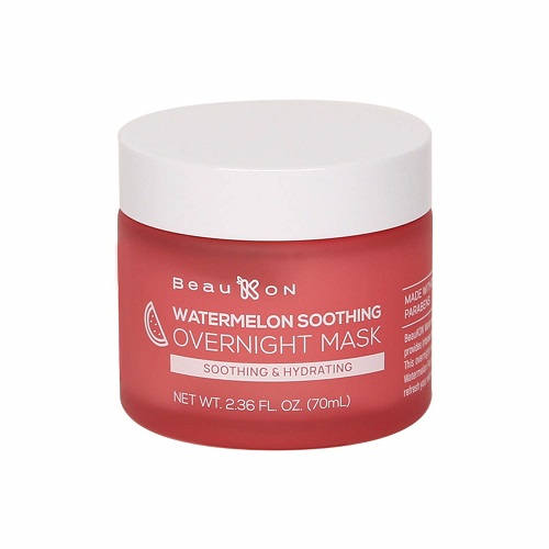 BeauKON Watermelon Soothing Overnight Mask