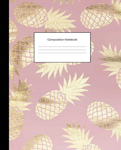 Pineapples Composition Notebooks