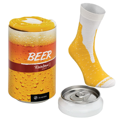 Funny Beer Can Socks