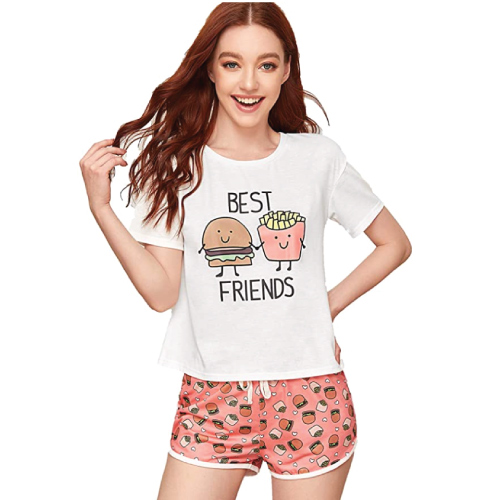 Best Friends Pajama Set