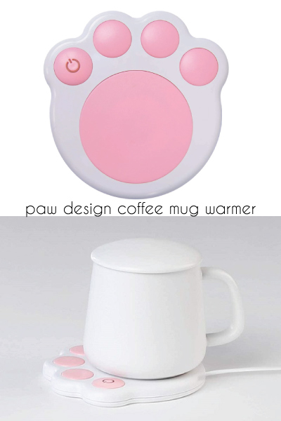Paw Design Coffee Mug Warmer