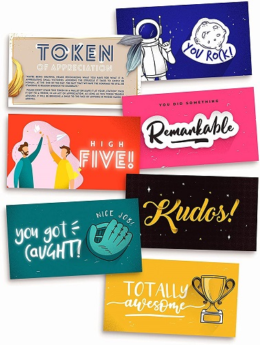 Kudos - Thank You Appreciation Gift Cards