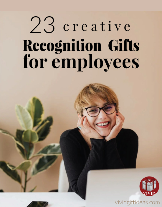 Employee Recognition Gift Ideas