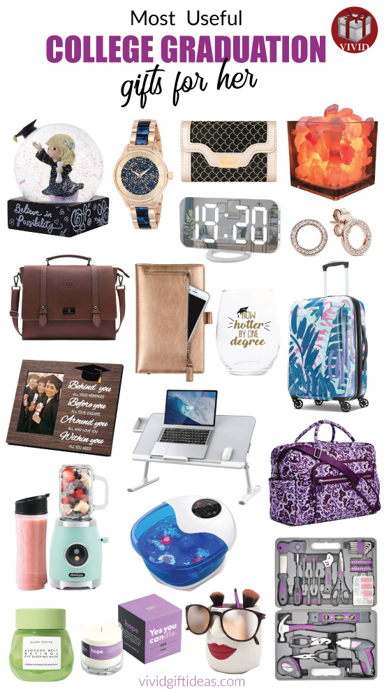 Useful College Graduation Gifts For Her